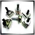 Резисторы переменные D=16 мм.