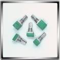 Резисторы переменные D=10 мм.