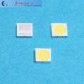 Светодиоды для LED TV 3x3мм 6-6,5В 150мА SMD (цвет-белый)