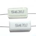 Резисторы 5W 18 OM керамика