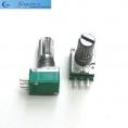 Резисторы переменные моно, под гайку, 11х9,5мм 10КОм (B)
