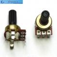 Резисторы переменные моно, D=12мм, 100КОм (B)