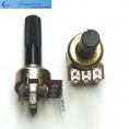 Резисторы переменные моно, D=12мм, 200КОм (B)