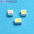 Светодиоды для LED TV 3,5x2,8мм 3,2-3,5В 40мА SMD (цвет-белый)