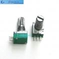 Резисторы переменные моно, под гайку, 11х9,5мм 10КОм (А)
