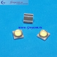 Светодиоды для LED TV 3,5x3,5мм 2,7-3,3В 1А SMD (цвет-белый)