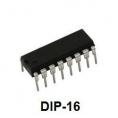 Микросхема 74HC595N NXP