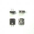 Разъем micro-USB 2pin (нижнее крепление)