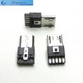 Разъем micro-USB 5 pin (на кабель)